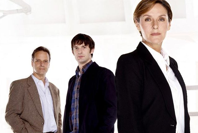 Cast of Silent Witness